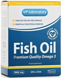VP Laboratory Fish Oil Premium Quality Omega 3