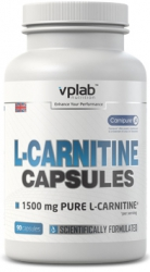 Vp Lab L-carnitine Capsules