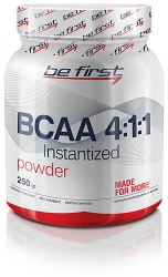 Be First Instantized BCAA 4:1:1 powder
