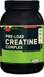 Optimum Nutrition Pre-Load Creatine Complex
