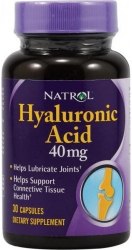 Natrol Hyaluronic Acid 40 mg
