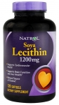 Natrol Soya Lecithin 1200 mg