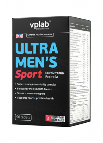 VP Lab Ultra Men's Sport Multivitamin Formula