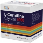 Liquid & Liquid L-carnitine Crystal 5000 (ампулы 25 мл)