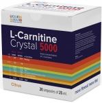 Liquid & Liquid L-carnitine Crystal 5000 (ампулы 25 мл)