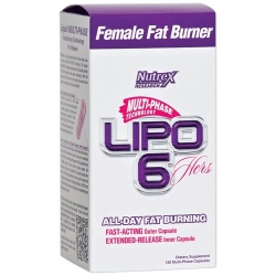Nutrex Lipo 6 Hers Multi-Phase