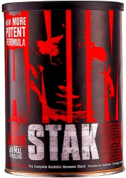Universal Nutrition Animal Stak New More Potent Formula