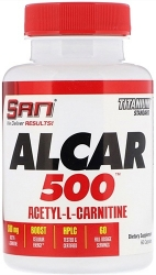San Alcar 500 Acetyl-l-carnitine