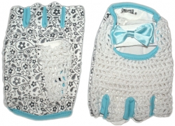 Женские перчатки для фитнесса