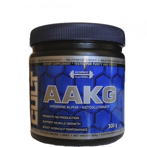 Cult Protein Ingredient AAKG Arginine Alpha - Ketoglutarate