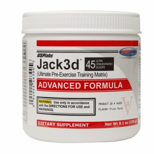 USPLabs Jack3d Advanced Formula