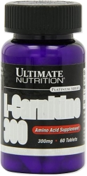 Ultimate Nutrition l-carnitine 300