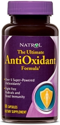 Natrol The Ultimate AntiOxidant Formula