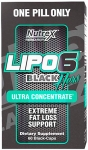 Nutrex Lipo-6 Black Hers Ultra Concentrate