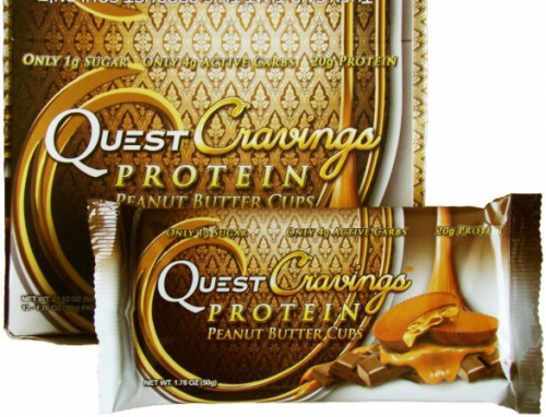 Quest Nutrition QuestCravings Peanut Butter Cups