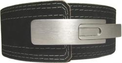 Bison 556 Пояс для пауэрлифтинга и бодибилдинга с карабином