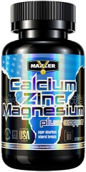 Maxler Calcium Zinс Magnesium plus Copper