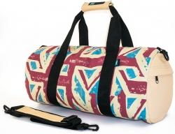 "Halfbag Фитнесс сумка ""I love GB"""