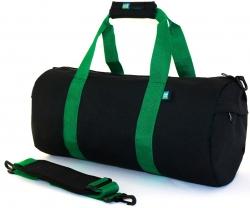 """Halfbag Фитнесс сумка """"Кот в темноте"""""""
