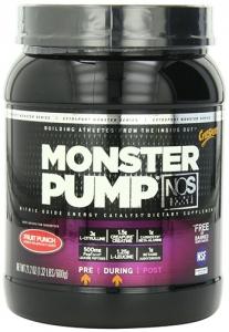 CytoSport Monster Pump N O S