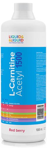 Liquid & Liquid Acetyl L-carnitine 1500