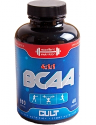 Cult Protein Ingredient BCAA 4:1:1