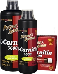 Power System L-Carnitin 3600