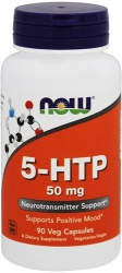 NOW 5-HTP 50 mg