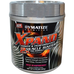 Dymatize Nutrition Xpand 2x pre-workout