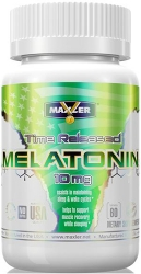 Maxler Melatonin Time Released 10 mg