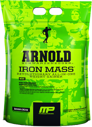 MusclePharm Arnold Schwarzenegger Iron Mass