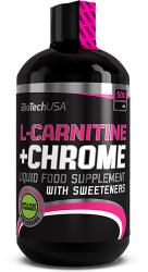 Bio Tech USA L-carnitine + chrome