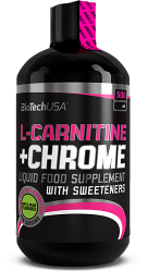 Bio Tech USA L-carnitine + chrome