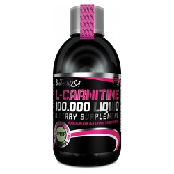 BioTech USA Liquid L-Carnitine 100000 mg