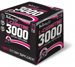 Biotech USA L-Carnitine 3000mg