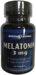BodyStrong Melatonin 3 mg