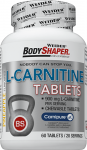 Weider BodyShaper L-Carnitine tablets