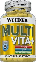 Weider Multi Vita +