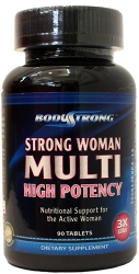 BodyStrong Strong Woman Multi High Potency