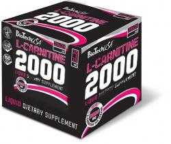 Biotech USA L-Carnitine 2000mg Liquid