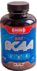 Cult Protein Ingredient BCAA 8:1:1