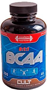 Cult Protein Ingredient BCAA 8:1:1