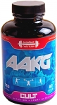 Cult Protein Ingredient AAKG Arginine Alpha - Ketoglutarate (капсулы)