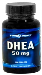BodyStrong DHEA 50 mg