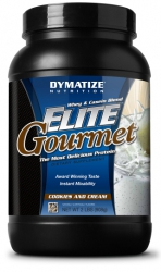 Dymatize Nutrition Elite Gourmet Protein