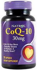 NATROL CoQ-10 30 мг