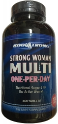BodyStrong Strong Woman Multi One-Per-Day