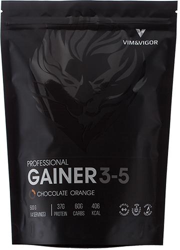 Vim&Vigor (Lion Brothers) Professional Gainer 3-5