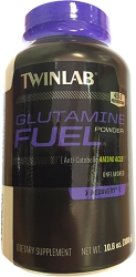 Twinlab Glutamine Fuel Powder