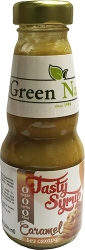 Green Nature Tasty Syrup Caramel